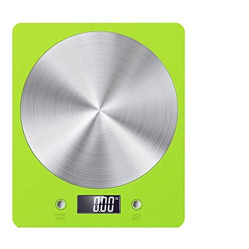 IVY Küchenwaage, Digitale Lebensmittelwaage 5000 g elektronische
