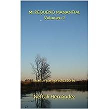 MI PEQUEÑO MANANTIAL Volumen 2: auxiliar para predicadores
