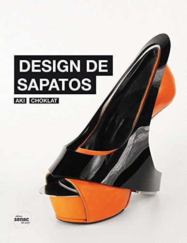 Portada del libro Design De Sapatos (Em Portuguese do Brasil)