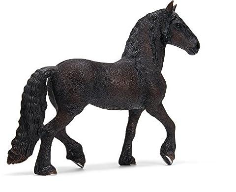 Schleich 13667 - Pferde, Friese Hengst