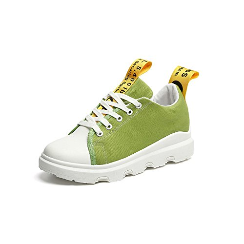 Décontracté Augmenté A Sauvage Chaussures Uuwqbay Femme Coréen Sneakers gxwYC