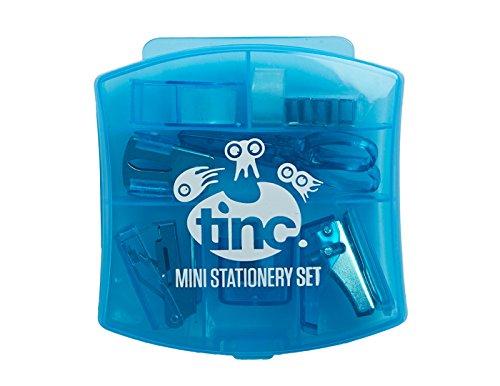 Tinc Missetpu Mini kit de papeterie-Violet (Lot de 6) blue...