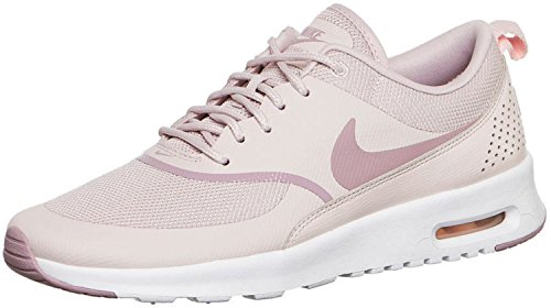 024bb8ec358f58 Nike Damen Wmns Air Max Thea Gymnastikschuhe - Grau (Barely Rose Elemental  Rose
