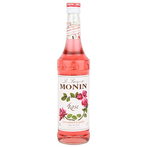 Monin Premium Rose Syrup 700 ml