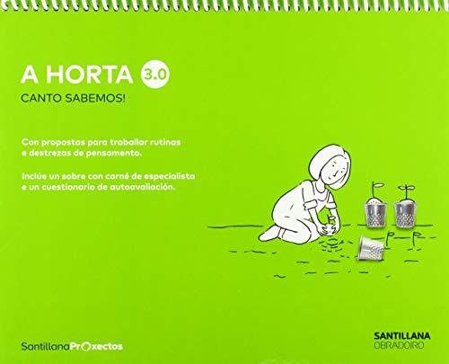 CUANTO SABEMOS 3.0 NIVEL 3 EL HUERTO OBRADOIRO