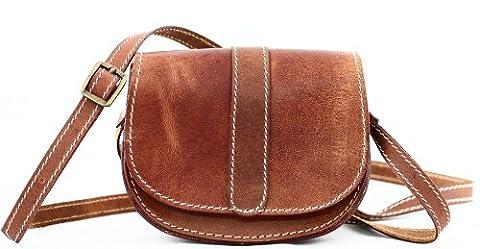 PAUL MARIUS petit sac en cuir bandoulière réglable MON MIGNON