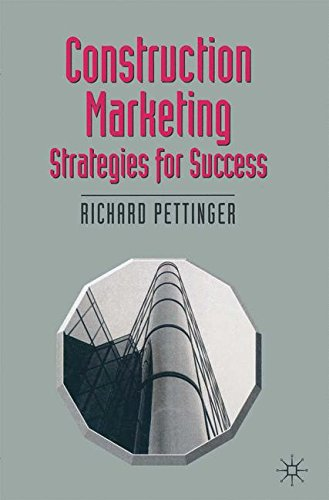 Construction Marketing: Strategies for Success (Building and Surveying Series)