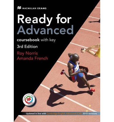 [(Ready for Advanced 3rd Edition Student's Book with Key Pack (+Audio + MPO))] [ By (author) Amanda French, By (author) Roy Norris ] [January, 2014]