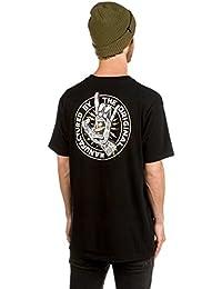 T-Shirt Men Santa Cruz Rock Tattoo Hand T-Shirt