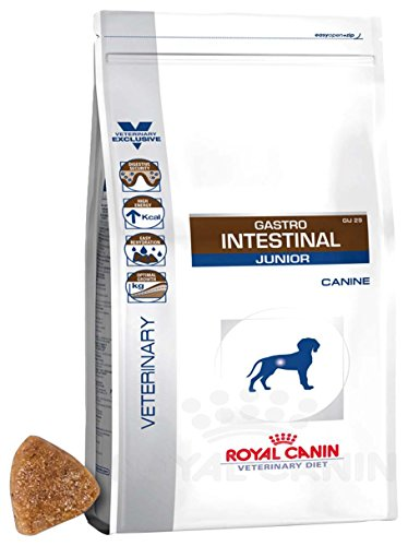 Royal canin Gastro Intestinal - Cibo per cani junior, 2.5kg