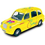 Corgi TY66138 London 2012 Destination Taxi #36 Paralympic  Althetics Collectable Series Die Cast Vehicle