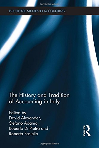 The History and Tradition of Accounting in Italy