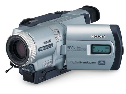 Compare Prices for Sony DCR-TRV725 Digital8 Camcorder Online