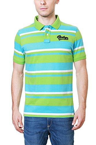 Peter England Green T Shirt