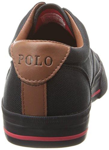 Polo Ralph Lauren Vaughn Toile Oxford Polo Black