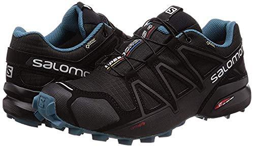 418GH 0hGXL - SALOMON Speedcross 4 Nocturne Gore-TEX Trail Running Shoes - AW18