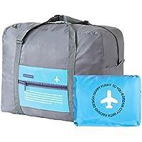 Rokoo Portátil de gran capacidad de viaje de almacenamiento de bolsas de nylon de cremallera de