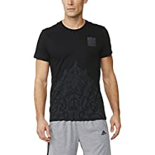 adidas Rugby Camiseta Waikato Chiefs Graphic–Camiseta Negro negro Talla:XS