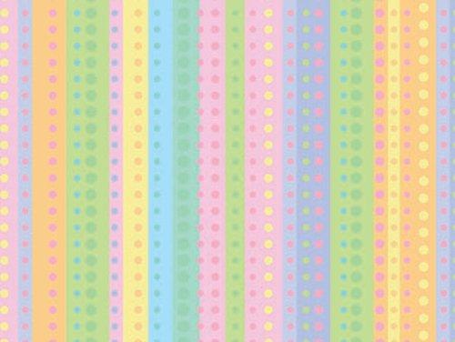 Dotty Stripe Gift Wrap 24
