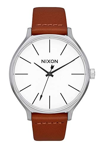 NIXON CLIQUE LEATHER orologi donna A12501113