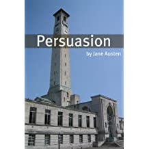 Persuasion (Annotated) (English Edition)
