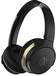 Audio-technica Ath-ar3btbk On-ear Bluetooth Headphones - Black
