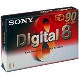 Sony Cassette digital 8 pour caméscope 60 mn N860P