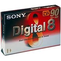 Sony N860P Digital8 Tape - Cinta de video