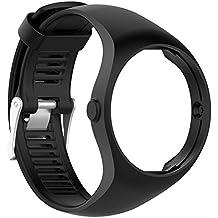 domybest repuesto reloj correas de reloj cinturón para Polar M200 reloj inteligente ...