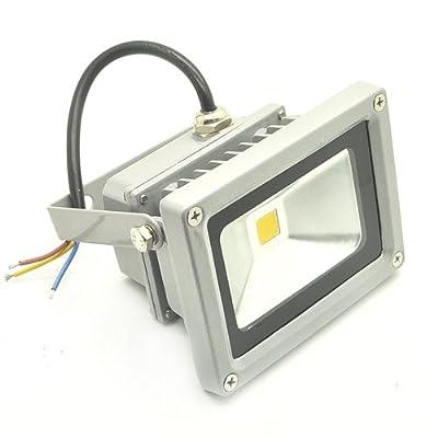 10W KALTWEISS - LED Flutlicht Fluter Strahler Scheinwerfer Licht objektbeleuchtung SMD IP65