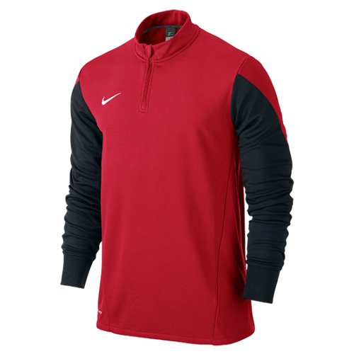 NIKE Herren Sweatshirts Squad 14 Midlayer University Red/Black/White