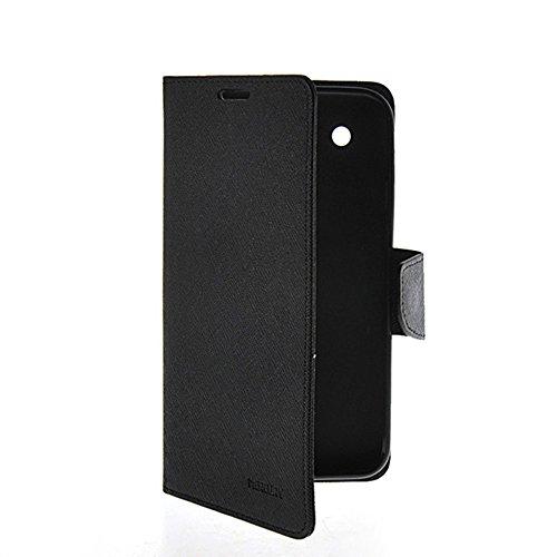 [GOBB] Schwarz Stilvoll Magnetisch Schlie?ung Flip Abdeckung Brieftasche Blatt H¨¹lse f¨¹r LG Optimus G Pro / E985 / E980 / F240 (Optimus Lg Pro Gummi Case G)