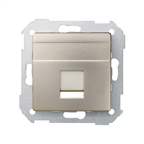 SIMON 82005-34-Deckel Informatik AMP