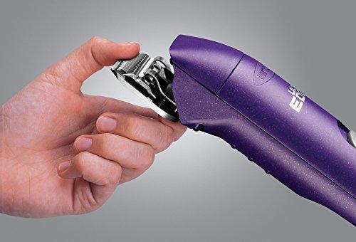 Andis UltraEdge AGC Super 2-Speed Detachable Blade Clipper, Professional Animal Grooming, Purple, AGC2 (24080) 3