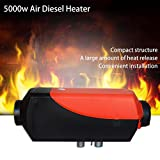 Bloomma Luftheizung 5000 W 12 V Luft Dieselheizung Auto LKW Boot Boot Einparkhilfe Geringe Kraftstoffverbrauch B:24V Wie Gezeigt