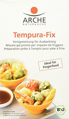 Arche Tempura-Fix Fertigmischung für Ausbackteig, 6er...