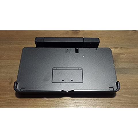 BASE PARA NINTENDO 3DS + ADAPTADOR A CORRIENTE