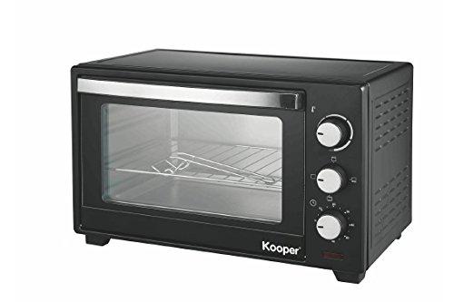 Kooper 2420123 Four, Noir