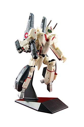 Toynami Robotech Rick Hunter's VF-1J Super Veritech 1/100 Scale Figura De Acción