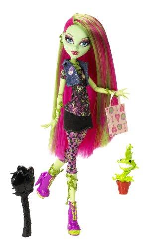 Mattel X6951 - Monster High Venus, Puppe