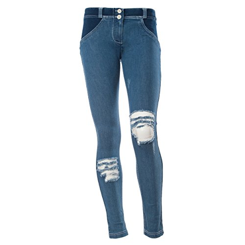 Zoom IMG-3 freddy wrup jeans skinny donna