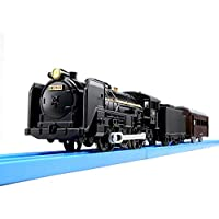 Tomica PraRail S-29 Steam Locomotive Type C61-20 with Head Light (Model Train) (japan import)