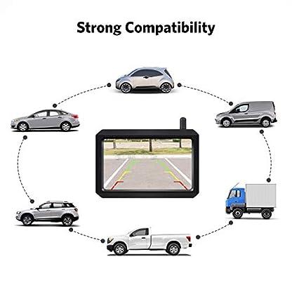 BOSCAM-K7-Drahtlos-Digital-Rckfahrkamera-Set-mit-Eingebautem-Funksender-5-LCD-Monitor-Kabellose-Einparkhilfe-IP68-wasserdichte-Kamera-Nachtsicht-fr-Autowagen-SUV-Bus-Campingbus-Anhnger