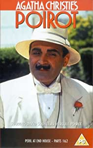 Agatha Christie's Poirot: Peril At End House - Parts 1 And 2 [DVD] [1989]