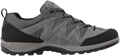 ECCO Yura, Scarpe Sportive Outdoor Donna Nero (Black/titanium)