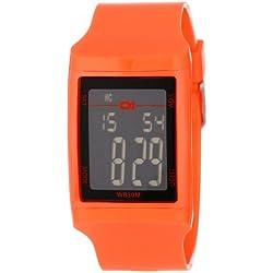 01TheOne Unisex DG921OR Digital Plastic DG Series Watch