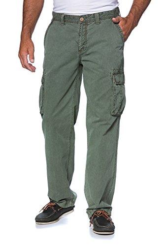 JP 1880 Homme Grandes tailles Pantalon cargo 698279 Kaki