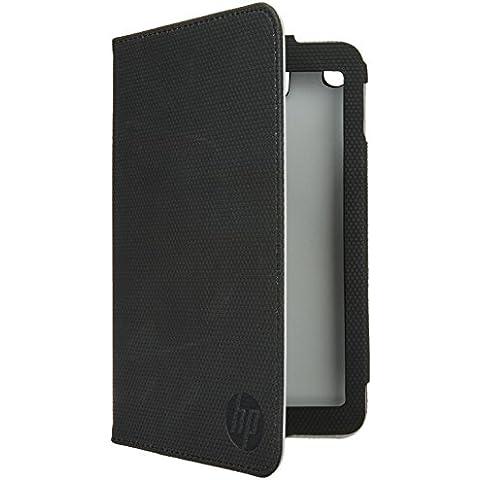 HP Slate 7 Case - Funda para tablet Slate 7 (Resistente a rayones), negro