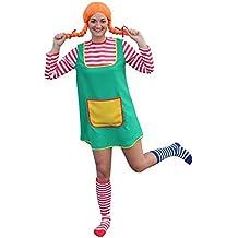 Suchergebnis Auf Amazonde Für Pippi Langstrumpf Kostüm Für