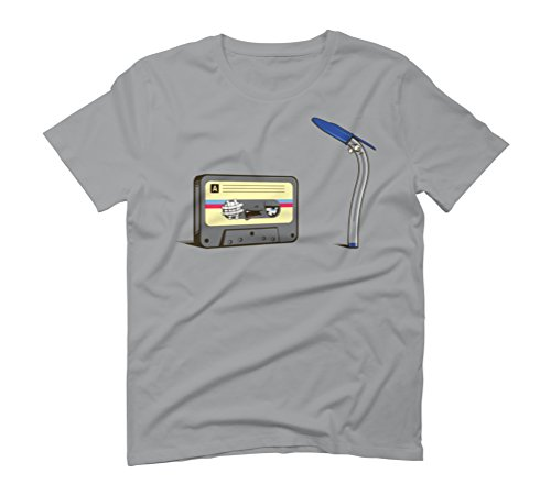 Good old times Men's Graphic T-Shirt - Design By Humans Opal